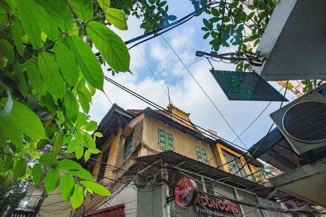 Biệt thự cổ đẹp nức tiếng ở Hà Nội của quan Tổng đốc một thời - 10