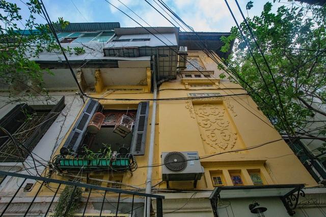 Biệt thự cổ đẹp nức tiếng ở Hà Nội của quan Tổng đốc một thời - 11