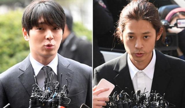 Scandal nhóm chat đồi truỵ xứ Hàn: Hai ngôi sao thần tượng được giảm án - 1