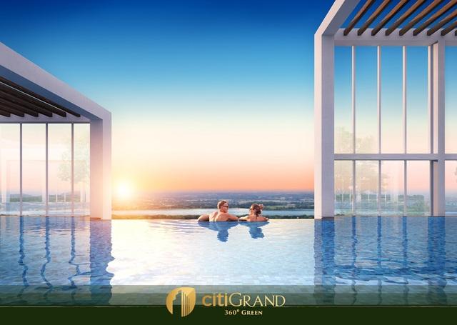 CITIGRAND – Sức hấp dẫn của căn hộ cao cấp đa tiện ích - 2