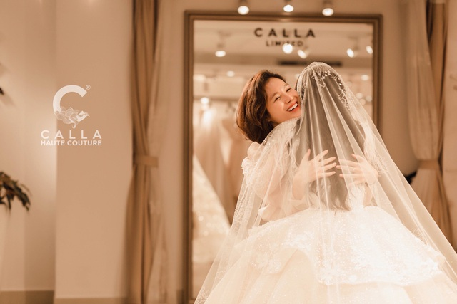 365 ngày cùng 10 tác phẩm áo cưới mang tên Calla Haute Couture - 11