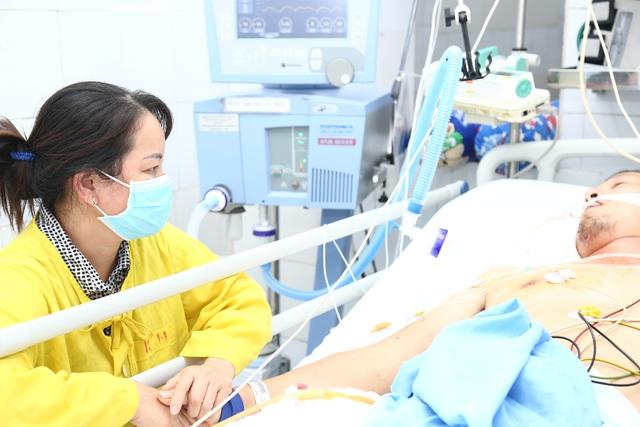 Khẩn cấp: Người đàn ông 46 tuổi sẽ chết vì thiếu nhóm máu hiếm để truyền - 1