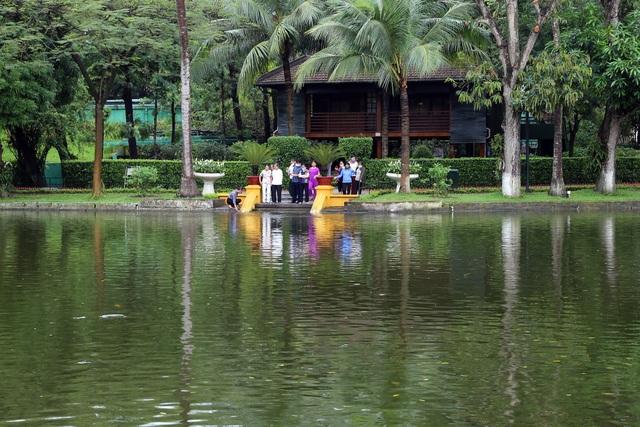 Lăng Chủ tịch Hồ Chí Minh mở cửa đón khách trở lại - Ảnh minh hoạ 4