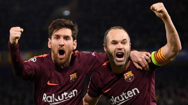 Cannavaro thích xem Iniesta thi đấu hơn là Messi - 1