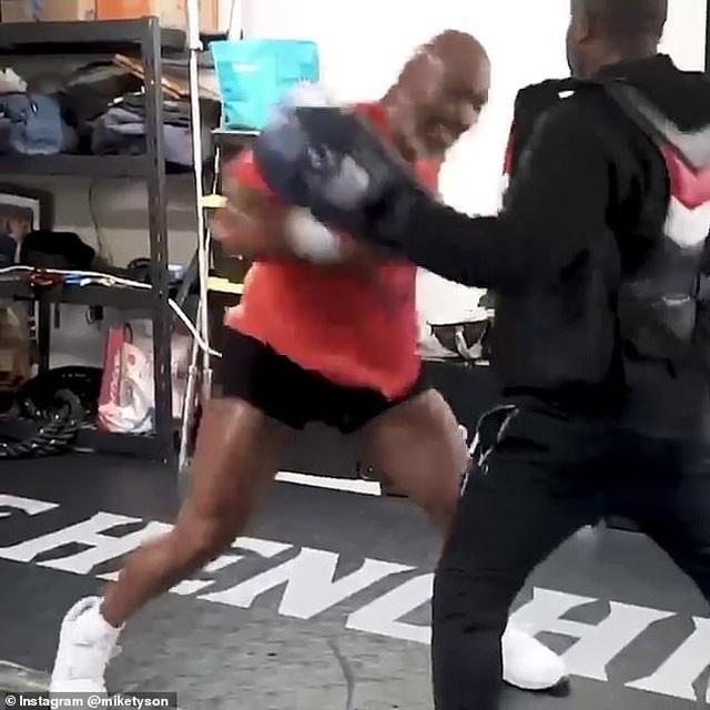 Myke Tyson tuyên bố       trở lại võ đài sau 15 năm treo găng - 2