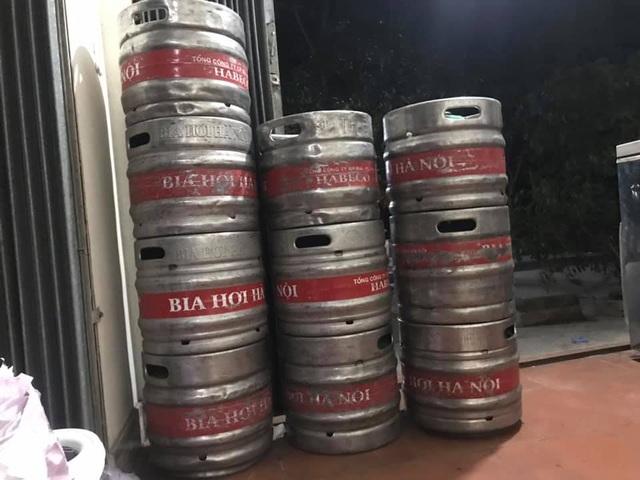 Bia hơi nhạt như nước ốc, dân nhậu nghi pha thêm nước lọc - 3