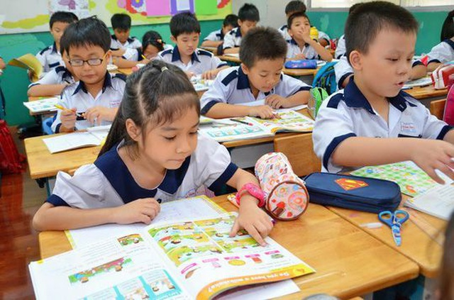 Hà Nội: Hoàn thành cấp mã số tuyển sinh đầu cấp trước 1/7 - 1