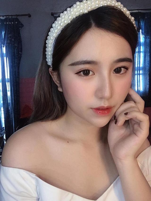 Thiếu nữ Sài thành sở hữu nhan sắc xinh đẹp, đôi mắt tròn cuốn hút - 5