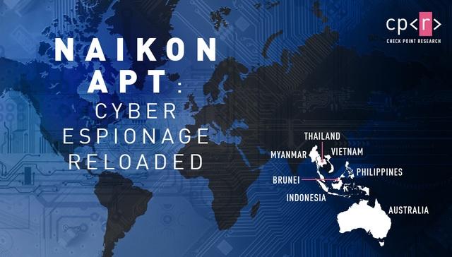 Phát hiện nhóm hacker tấn công mạng vào chính phủ các nước Đông Nam Á - 1