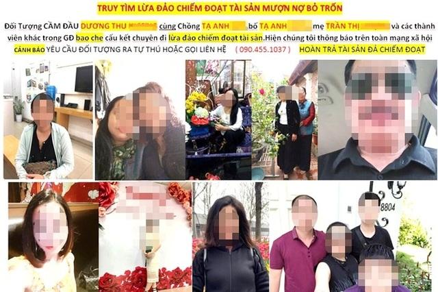 Ổ cho vay nóng online do người Trung Quốc cầm đầu, lãi suất…1000%/năm - 5