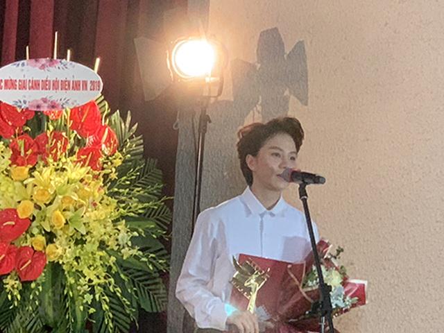 Phim của Cát Phượng, Kiều Minh Tuấn cùng lúc ẵm 7 giải tại Cánh diều 2019 - 8