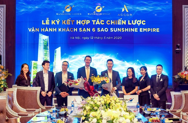 Tập đoàn Quản lý Khách sạn Accor chính thức vận hành và quản lý khách sạn siêu sang Sunshine Empire - 1