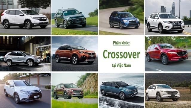 Thị trường ôtô tháng 4/2020: Mẫu xe nào bán ít nhất phân khúc crossover? - 1