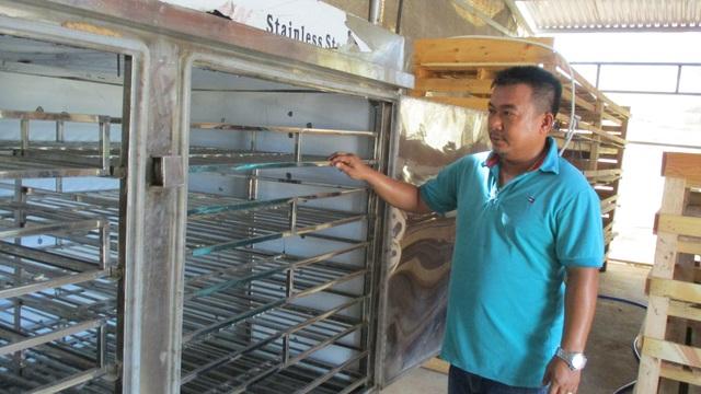 Quảng Nam: U40 xứ trồng nấm sò thu tiền rủng rỉnh quanh năm - 5