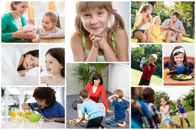 6 thói quen tốt nên rèn cho con ở tuổi đến trường - 1