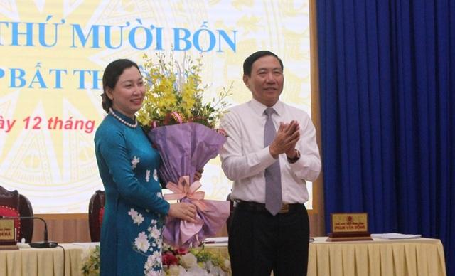 Giám đốc Sở GDĐT Hà Nam được bầu giữ chức Phó Chủ tịch UBND tỉnh - 1