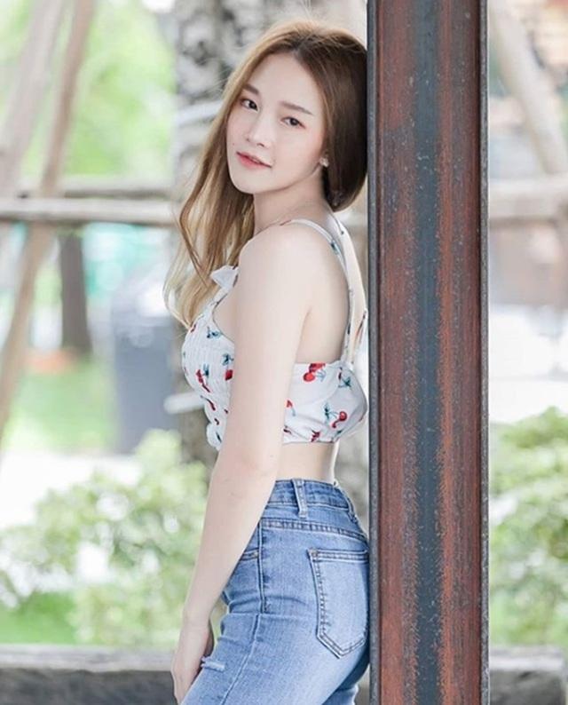 5 cách mặc croptop của con gái Thái - 7