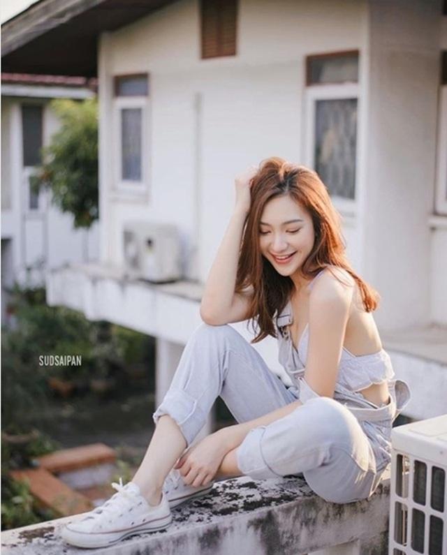 5 cách mặc croptop của con gái Thái - 9