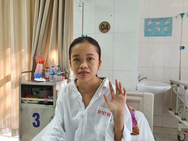 Cô gái 19 tuổi cầu xin thêm 1 lần được sống nghẹn ngào ngày xuất viện - 3