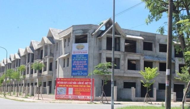 Hà Tĩnh: Thanh tra toàn diện khu đô thị hơn 8 năm chưa xong - 1