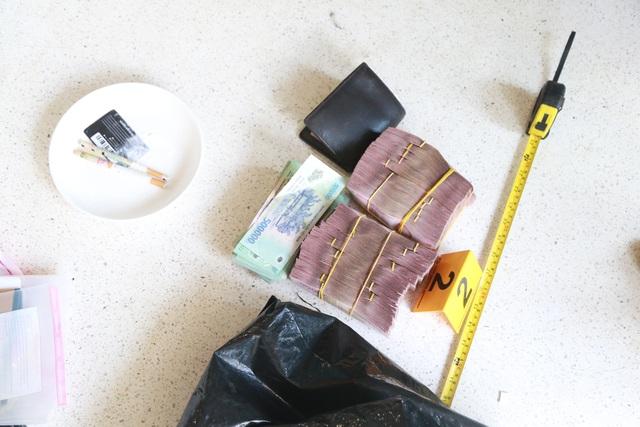 Nhóm nam nữ thuê căn nhà bề thế để tập kết… 5kg ma túy - 7