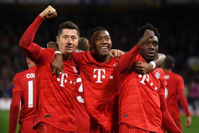Giải Bundesliga chính thức trở lại vào cuối tuần này - 2