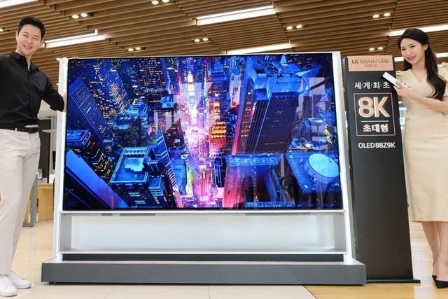 TV 8K mới ồ ạt về Việt Nam, cuộc chơi không còn của riêng Samsung, LG - 1