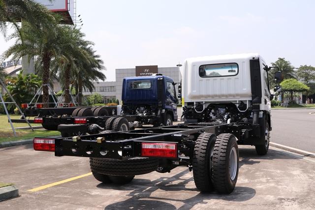 Hyundai Mighty EX8 GT chính thức ra mắt tại Việt Nam - 3