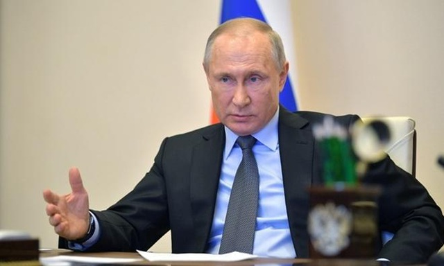 Ông Putin lệnh sẵn sàng ứng phó kịch bản NATO điều tên lửa sát biên giới - 1