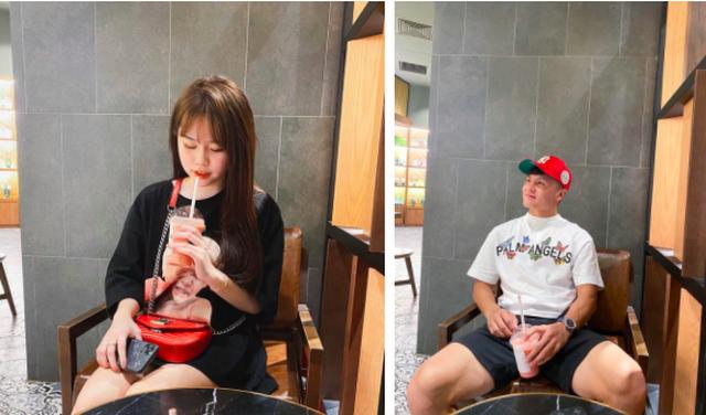 Cầu thủ Quang Hải đăng ảnh khoác vai tình tứ cùng bạn gái mới - 3