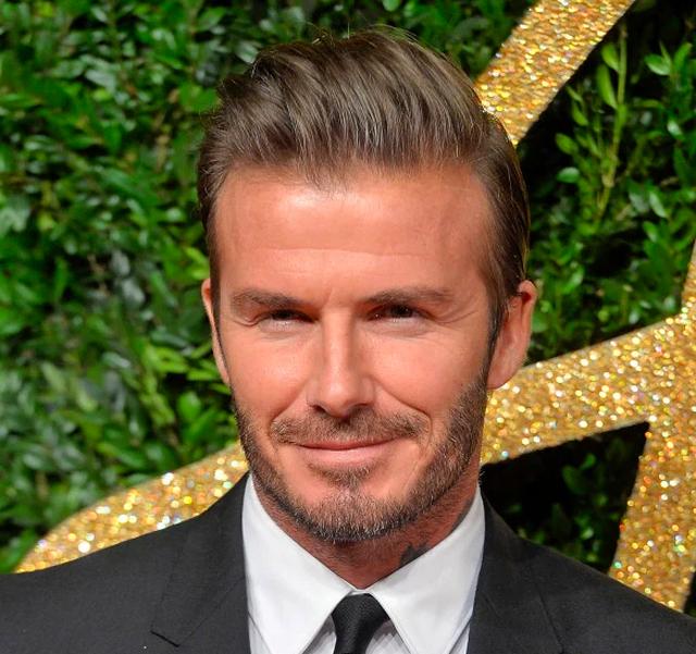 David Beckham đối mặt với chứng rụng tóc và tuổi tác - 9