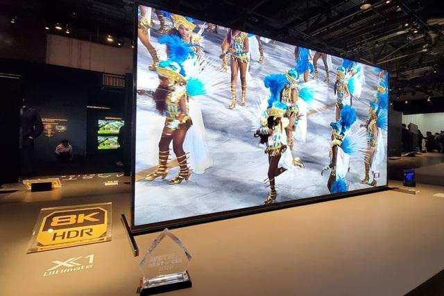 TV 8K mới ồ ạt về Việt Nam, cuộc chơi không còn của riêng Samsung, LG - 3