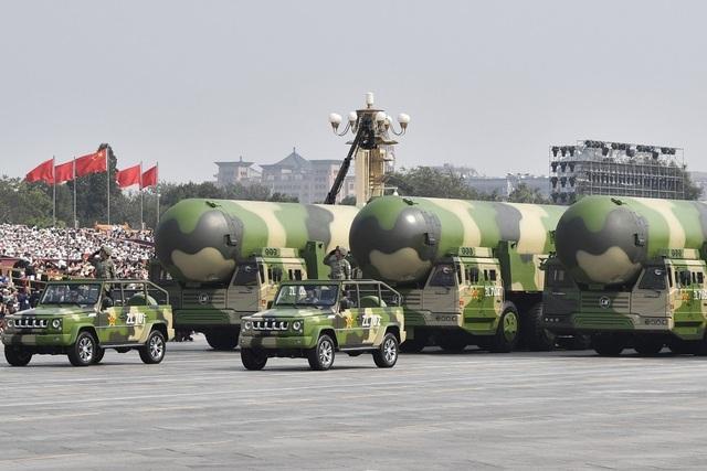 Chuyên gia cảnh báo hệ quả nếu Trung Quốc tạo vũ khí hạt nhân vươn đến Mỹ - 1