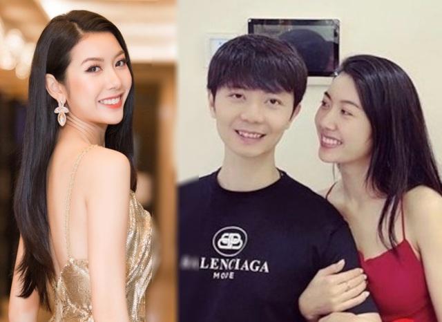Nhan sắc Thúy Vân và hội mỹ nhân Hoa hậu Hoàn vũ Việt Nam sau nửa năm - 4