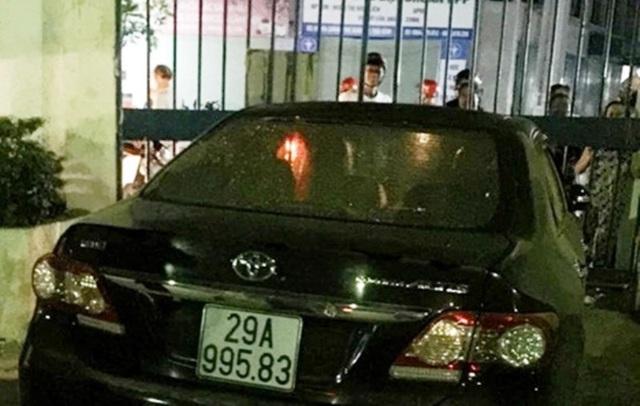 Tạm dừng công tác Trưởng ban Nội chính Thái Bình sau vụ tai nạn chết người - 1