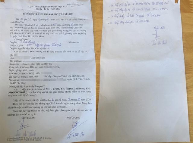 Vụ bãi giữ xe thu phí gần 13 triệu đồng: Chủ xe ký hợp đồng giữ phương tiện - 2