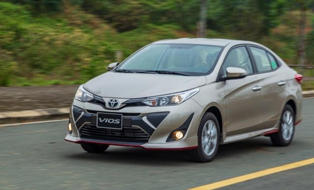 """Vượt qua """"sóng gió"""", doanh số Toyota Vios vẫn tăng theo chiều thẳng đứng - 3"""