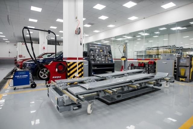 VinFast khai trương thêm 14 xưởng dịch vụ mới trên toàn quốc - 4