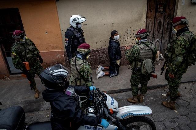 """Đại dịch Covid-19 tấn công Mỹ Latin, thế giới bị """"khuất tầm nhìn"""" - 2"""