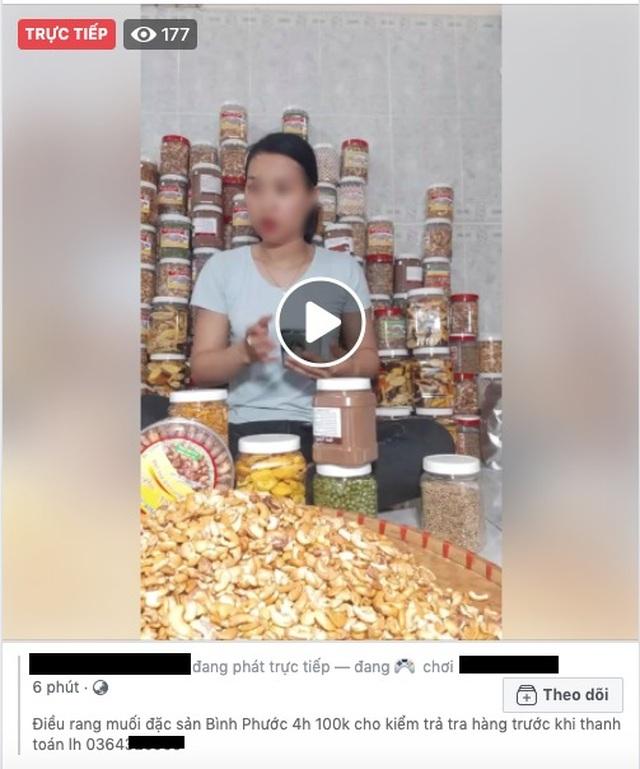Dân buôn điên cuồng livestream, bán hàng kiểu khủng bố khách trên mạng - 3