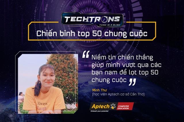 Học viên Việt Nam giành giải tại cuộc thi công nghệ của Aptech toàn cầu - 2