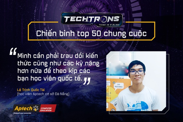 Học viên Việt Nam giành giải tại cuộc thi công nghệ của Aptech toàn cầu - 4