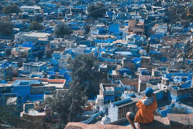 Bộ ảnh tuyệt đẹp về thành phố xanh của chàng trai Việt - 1