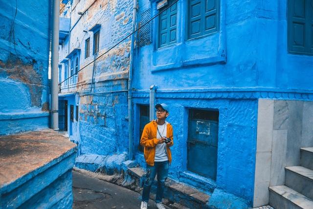 Bộ ảnh tuyệt đẹp về thành phố xanh của chàng trai Việt - 12