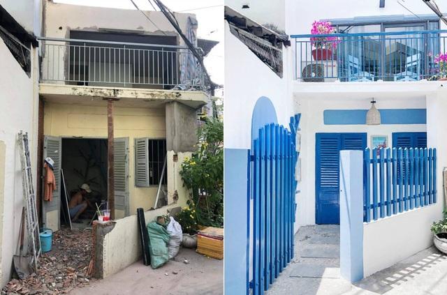 Nhà cũ kỹ 25m2 ở Sài Gòn đẹp không ngờ sau cải tạo chỉ với 70 triệu đồng - 1