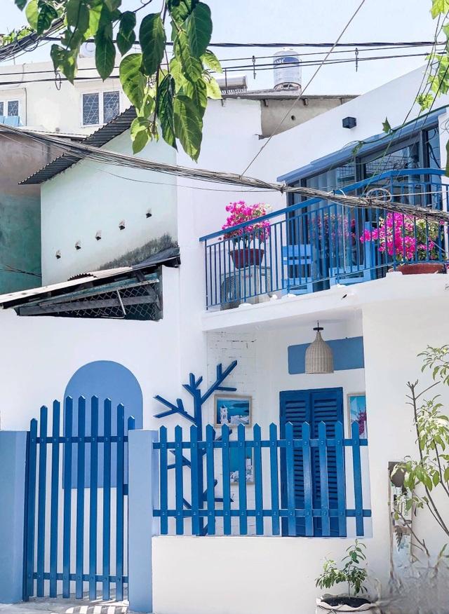 Nhà cũ kỹ 25m2 ở Sài Gòn đẹp không ngờ sau cải tạo chỉ với 70 triệu đồng - 2