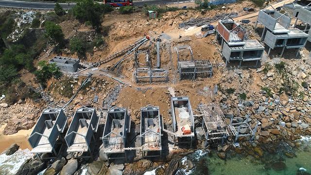 """Kiểm tra 8 dự án ven biển Quy Nhơn… có đến 7 dự án """"dính"""" sai phạm! - 3"""