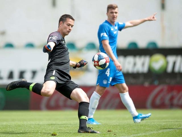 Filip Nguyễn và Patrick Lê Giang đối đầu, khởi động cho giải CH Czech - 1