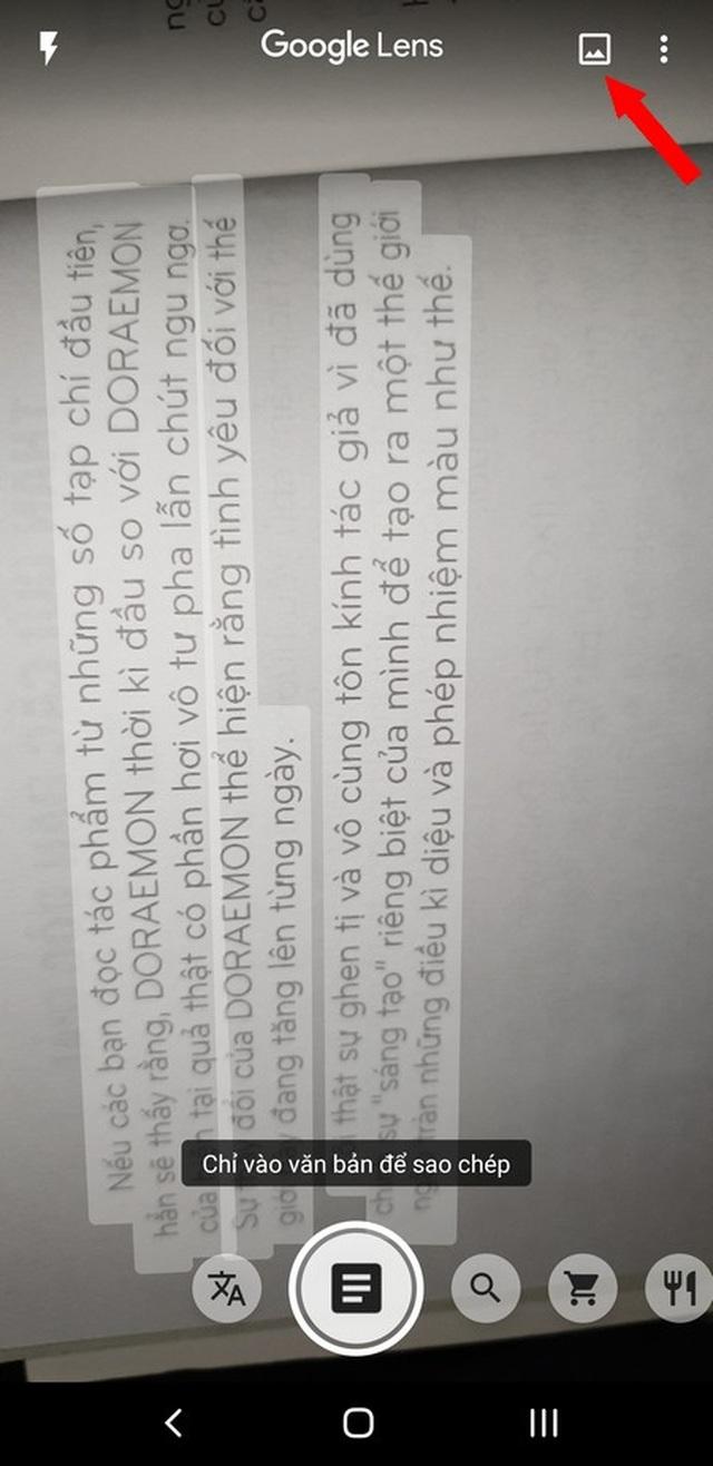 Thủ thuật biến chữ viết tay và tài liệu trên giấy tờ thành văn bản máy tính - 1