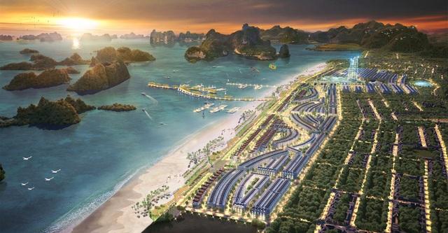 Bất động sản Quảng Ninh 2020 - Nhà đầu tư gọi tên Cẩm Phả - 1